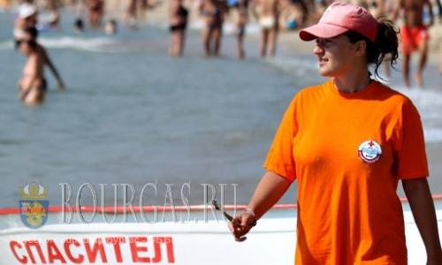 Спасателей на курортах Болгарии не хватает