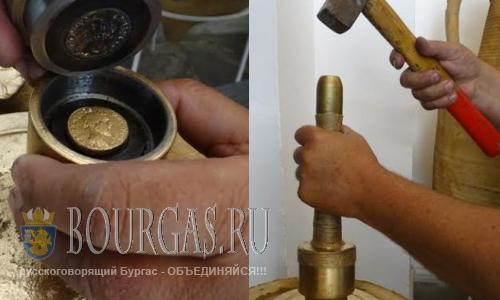 Туристы в Бургасе смогут чеканить свою монету