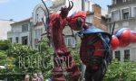 В центре Бургаса поселятся мистические существа