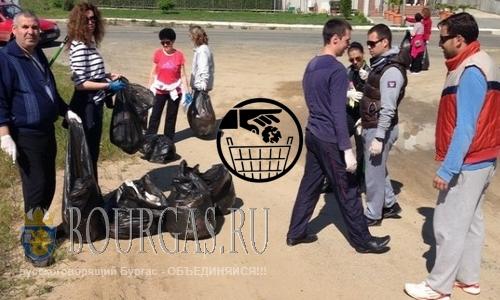 В Приморско проведут генеральную уборку