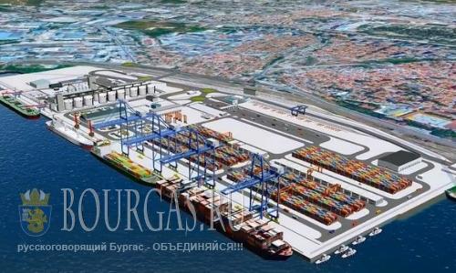 В Варне планирует построить новый порт