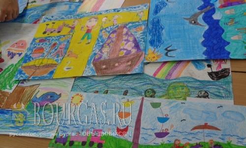 Выставка Бургас мой, город и море - стартует в Бургасе