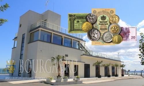 Выставка в Бургасе - История денег в болгарских землях