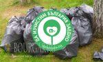 Жители Болгарии провели общенациональный субботник