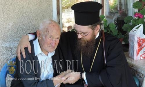16 июля 2016 года Болгария в фото, старейший житель Вининской области - Илья Христов