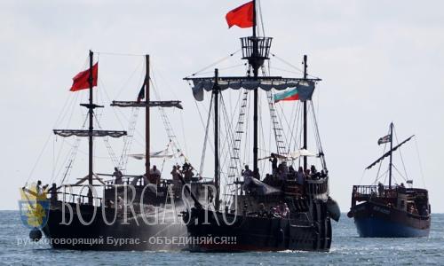 18 июля 2016 года - морские баталии в Варне