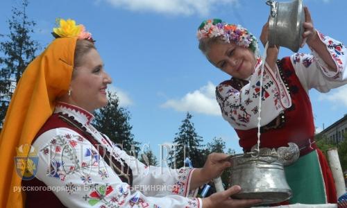 18 июля 2016 года - В Разграде стартовал XIV Международный фестиваль кислого молока