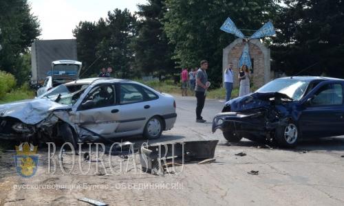 19 июля 2016 года, Болгария, авария селение Подайва, Разградская область, аварийно-опасные дороги в Болгарии, дорожная полиция Болгарии