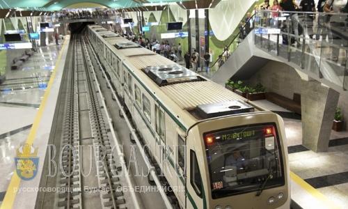 20 июля 2016 года, Болгария, в Софии открыли новую ветку метро