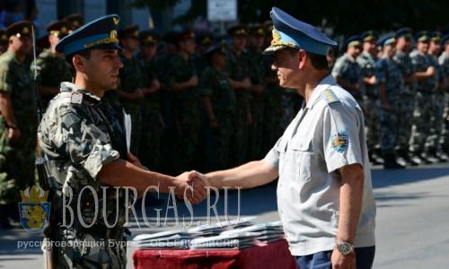 22 июля 2016 года, Болгария, Выпускник в Национальном военном университета имени Васила Левского, Велико-Тырново