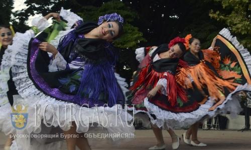 26 июля 2016 года, Болгария, Добрич, ХV Международный молодежный фольклорный фестиваль - Фольклор без границ