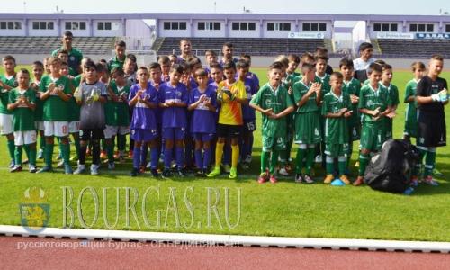 27 июля 2016 года, Болгария, Велико Тырново, футбольный турнир памяти Трифона Иванова