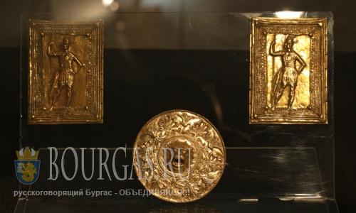 29 июля 2016 года, Болгария, галерея Средец, выставка - Царский некрополь фракийского города Севтополис