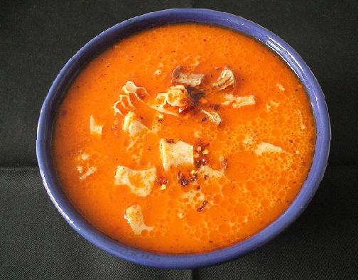 Болгарский суп шкембе чорба (из рубца)