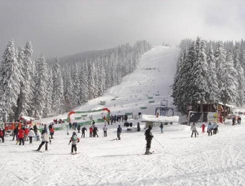 Болгария горнолыжная