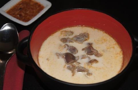 Болгарский суп шкембе чорба
