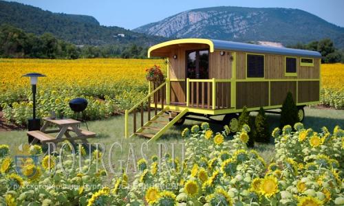 Альтернативный туризм в Болгарии