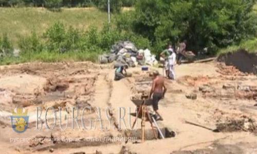Археологи в Софии раскопали древнее село