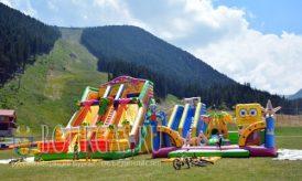 Болгария на фото - 14 июля 2016 года, Банско, нет ни снега, ни моря
