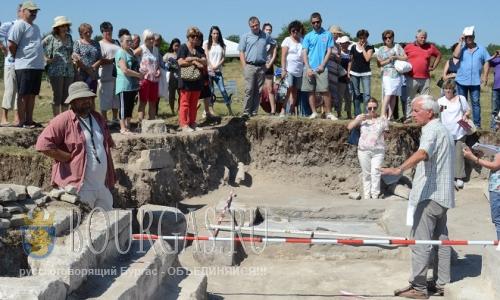 Болгария на фото - 15 июля 2016 года, раскопки у селения Оногур
