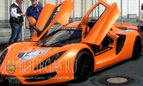 Болгарский суперкар Sin R1 конкурент Ferrari и Lamborghini