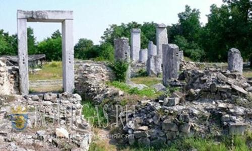 древнеримский город Никополис