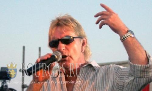 Джон Лоутон, экс-солист Uriah Heep, в Добриче