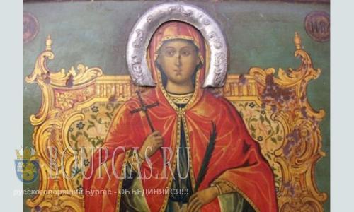 Христиане в Болгарии отмечают день Св Марины