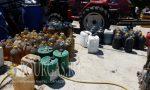 Склад фейкового алкоголя обнаружен в Бургасской области