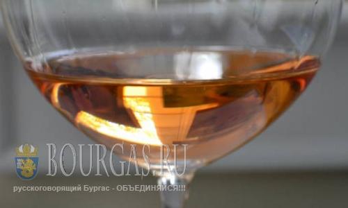 Оранжевые вина Болгарии