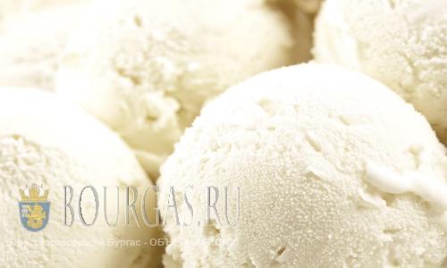 Осторожно - мороженное в Болгарии