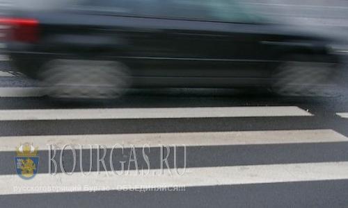 Пешеходные переходы в Бургасе опасны для жизни пешеходов