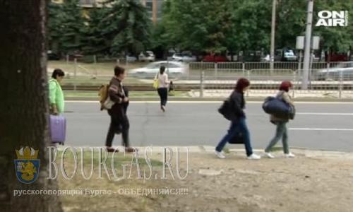 Пешеходы в Софии частенько нарушают ПДД
