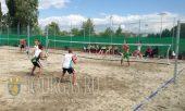 пляжный теннис в Болгарии