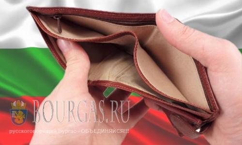 Работодатели в Болгарии задолжали 11 млн. лев зарплаты