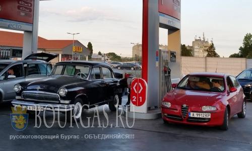 Раритеты советского автопрома на дорогах Болгарии, по дорогам Болгарии