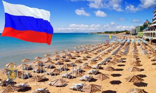 Россияне возвращаются в болгарское Причерноморье