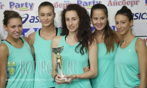 Сборная Болгарии по художественной гимнастике