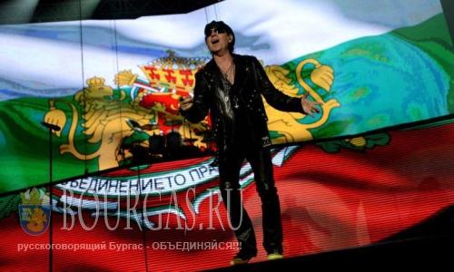 Scorpions концерт в Софии 17 июля 2016 года