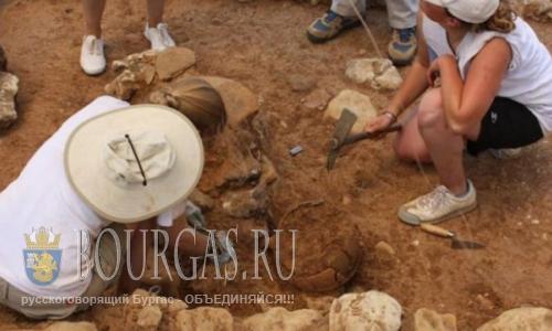 Сенсационной находке в Созополе 2600 лет