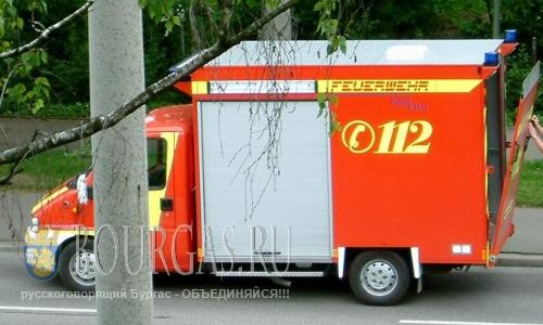 Служба спасения в Болгарии - 112