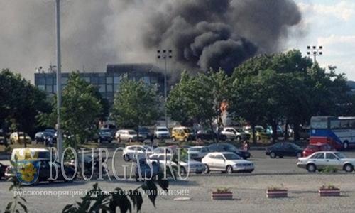 теракт в аэропорту Бургаса 18 июля 2012 года