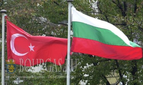 Турция и Болгария, Турция в Болгарии
