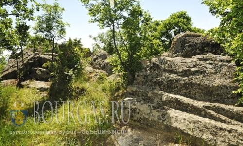 В Болгарии обнаружили еще одно Фракийское святилище