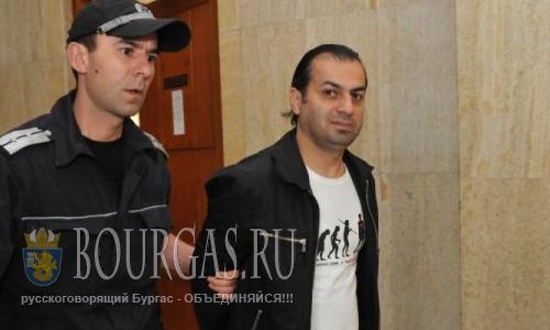 В Бургасе арестован террорист