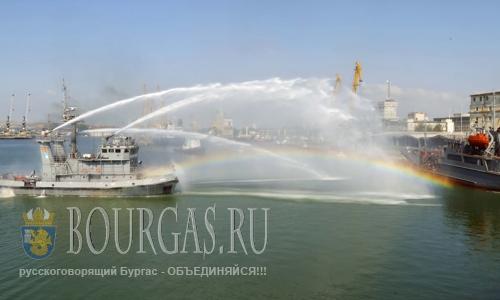 В Бургасе стартовали международные военно-морские учения с Бриз 2016