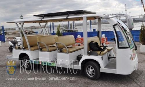В Сарафово появится новый муниципальный транспорт