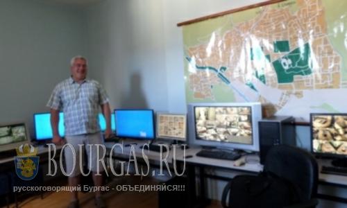 В Сливене установили 160 камер наблюдения