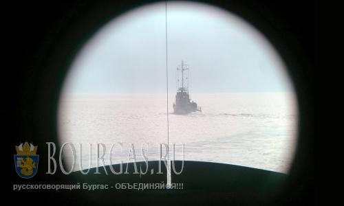Военно-морские учения сил НАТО