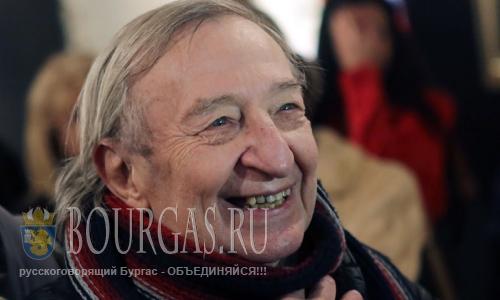 9 августа 2016 года, Болгария, великий болгарский актер - Никола Анастасов, 22 апреля 1932 - 9 августа 2016